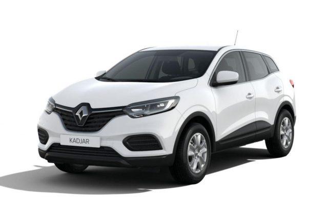 Renault Kadjar Life TCe 140 GPF Euro 6d -  Leasing ohne Anzahlung - 172,00€