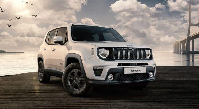 Jeep Renegade 1.3 T-GDI 150 Aut. Longitude SHZ AppCo -  Leasing ohne Anzahlung - 258,00€