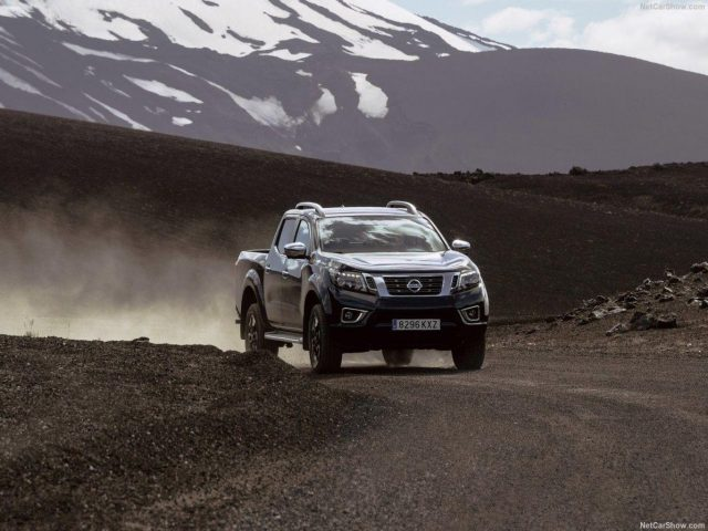 Nissan Navara Pick-Up 2.3 dCi 190 4×4 N-Guard DC LED Nav 360° -  Leasing ohne Anzahlung - 425,00€