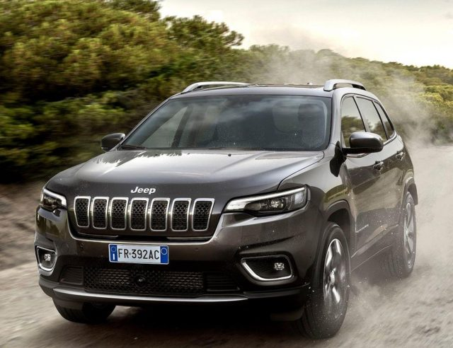 Jeep Cherokee 2,2 M-Jet 194 AUT Edizione S&S LED Nav -  Leasing ohne Anzahlung - 362,00€