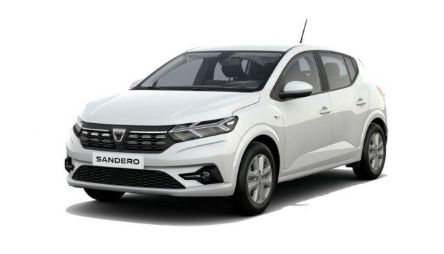 Dacia Sandero Comfort TCe 90 CVT Kam PDC vo/hi -  Leasing ohne Anzahlung - 130,00€