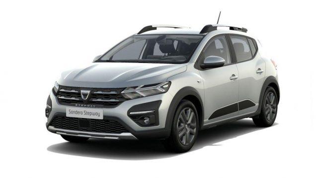 Dacia Sandero Stepway Comfort TCe 100 ECO-G Kam -  Leasing ohne Anzahlung - 134,00€