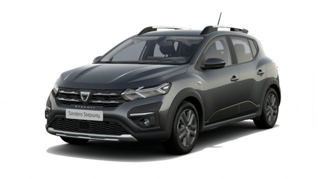 Dacia Sandero Stepway Comfort TCe 100 ECO-G Kam -  Leasing ohne Anzahlung - 135,00€