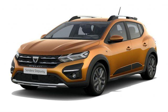 Dacia Sandero Stepway Comfort TCe 100 ECO-G Kam -  Leasing ohne Anzahlung - 149,00€