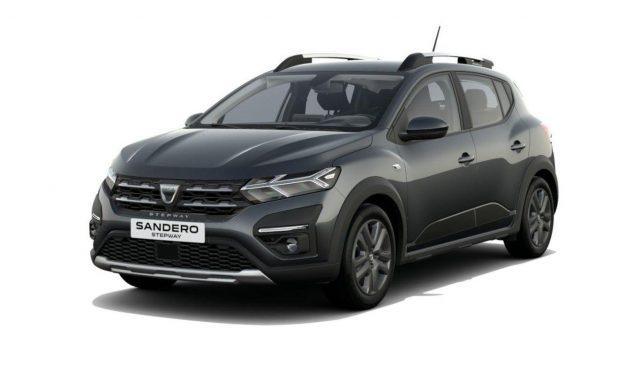 Dacia Sandero Stepway Comfort TCe 90 CVT Kam PDC vo/hi -  Leasing ohne Anzahlung - 153,00€