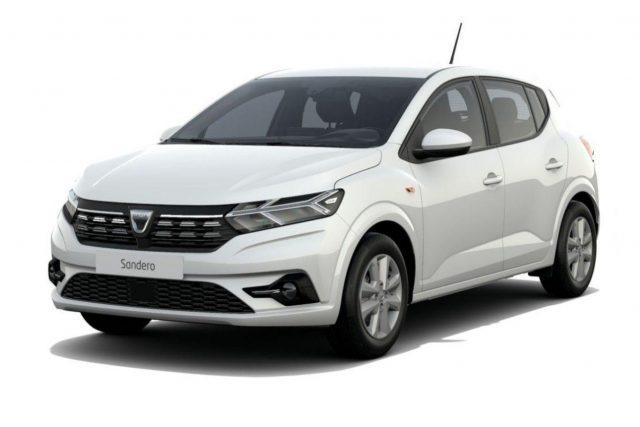 Dacia Sandero Comfort TCe 90 FreiSprech -  Leasing ohne Anzahlung - 113,00€