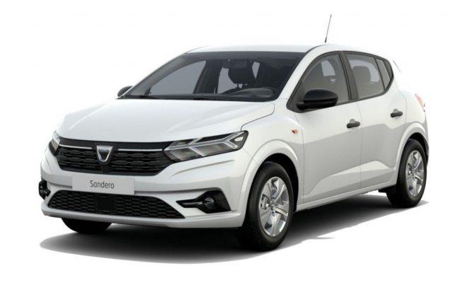 Dacia Sandero Essential SCe 65 FreiSprech -  Leasing ohne Anzahlung - 95,00€