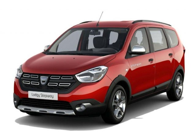 Dacia Lodgy Stepway TCe 130 GPF 5-Sitzer Kam PDC -  Leasing ohne Anzahlung - 168,00€