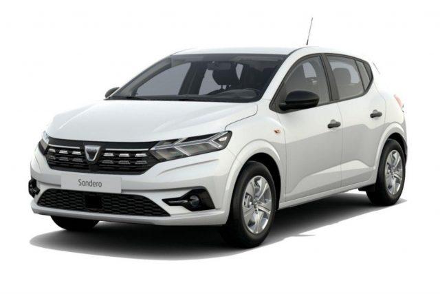 Dacia Sandero Essential SCe 65 -  Leasing ohne Anzahlung - 89,00€