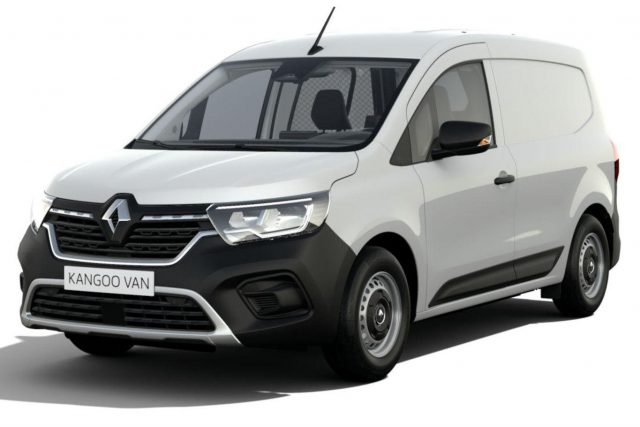 Renault Kangoo Rapid Edition One Blue dCi75 NEUES MODELL -  Leasing ohne Anzahlung - 188,00€