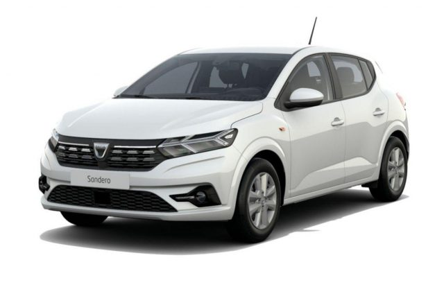Dacia Sandero Comfort TCe 100 ECO-G -  Leasing ohne Anzahlung - 118,00€