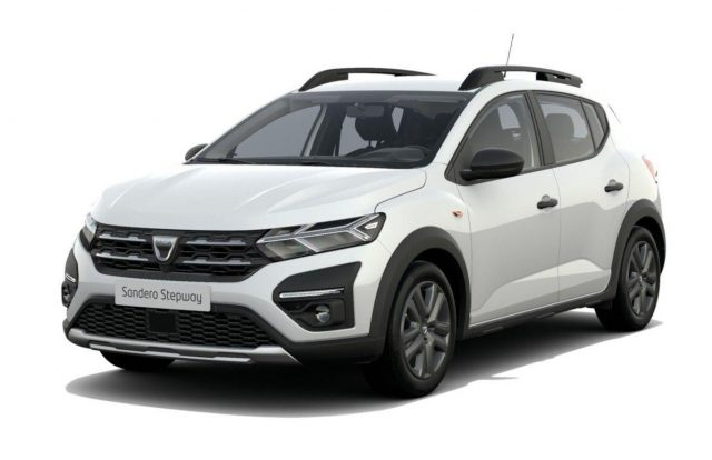Dacia Sandero Stepway Essential TCe 90 -  Leasing ohne Anzahlung - 122,00€