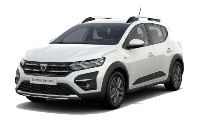 Dacia Sandero Stepway Comfort TCe 90 CVT -  Leasing ohne Anzahlung - 142,00€