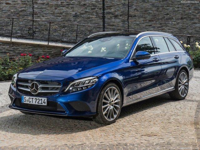 Mercedes-Benz C 220 d T NightE AMG Line ED Nav ACC ParkP EHK -  Leasing ohne Anzahlung - 382,00€