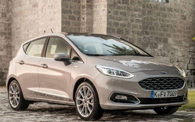 Ford Fiesta 1.1 85 Cool&Connect PDC NSW LaneAs DAB+ -  Leasing ohne Anzahlung - 105,00€