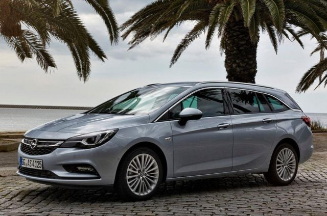 Opel Astra Sports Tourer K 1.4 T 150 Aut. Nav Park&Go eHk KeyL 17Z -  Leasing ohne Anzahlung - 167,00€