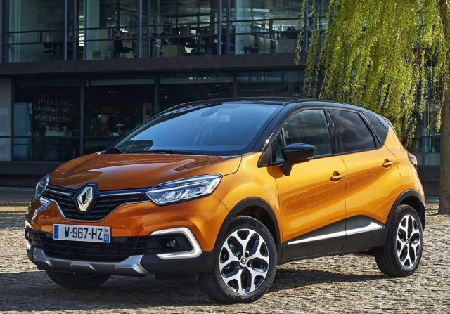 Renault Captur 0.9 TCe 90 Intens VollLED Klimaaut. 17Z -  Leasing ohne Anzahlung - 138,00€