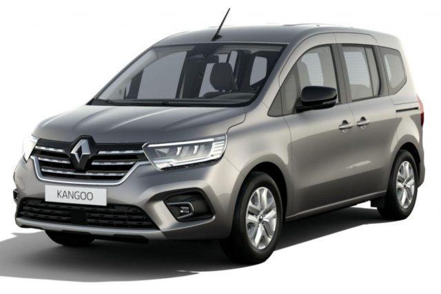 Renault Kangoo PKW EDITION One TCe 100 VZ-Erk getönteSch -  Leasing ohne Anzahlung - 202,00€