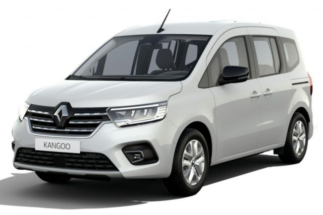 Renault Kangoo PKW EDITION One TCe 100 PDC FreiSprech -  Leasing ohne Anzahlung - 185,00€