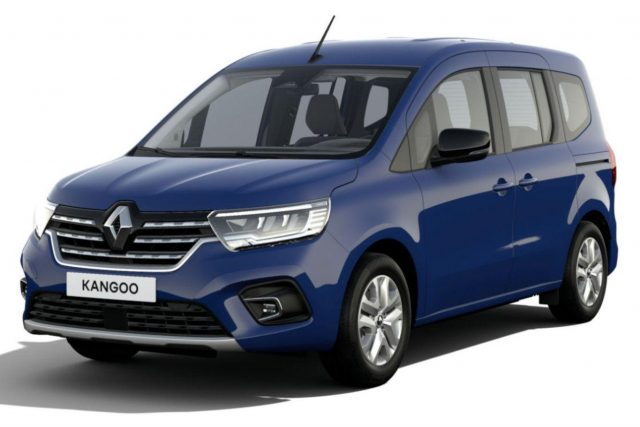 Renault Kangoo PKW EDITION One TCe 100 PDC vo/hi -  Leasing ohne Anzahlung - 193,00€