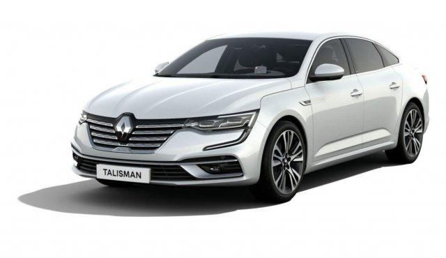 Renault Talisman INITIALE PARIS BLUE dCi 190 EDC (MY21) -  Leasing ohne Anzahlung - 398,00€