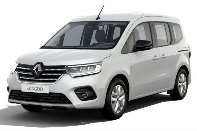 Renault Kangoo PKW EDITION One TCe 100 VZ-Erk getönteSch -  Leasing ohne Anzahlung - 201,00€