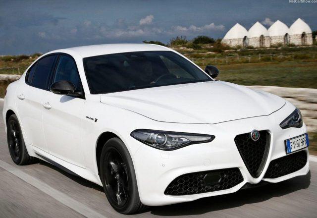 Alfa-Romeo Giulia 2.0 Turbo 200 AT8 Super Kam SHZ CarPlay -  Leasing ohne Anzahlung - 385,00€